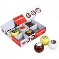 Krabička čokoládových bonbonků (pralinek)