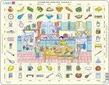 puzzle s angličtinou - V KUCHYNI
