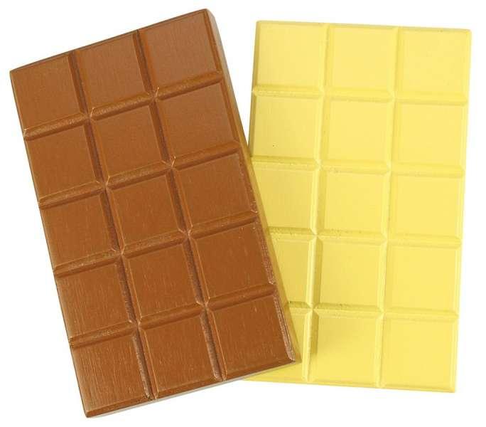 Tabulka čokolády (dřevěná) BIGJIGS