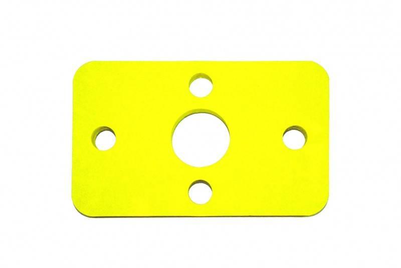 Plavecká deska KLASIK žlutá Aronet