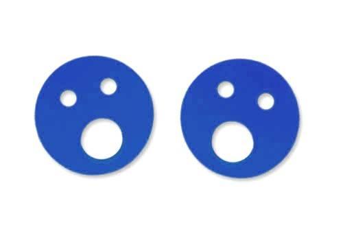 Nadlehčovací kroužky - modré Aronet