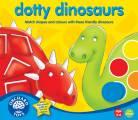ORCHARD TOYS - hra DINOSAUŘÍCI (Barevný dinosaurus)
