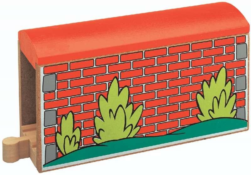 Tunel k vláčkodráze - malý MAXIM