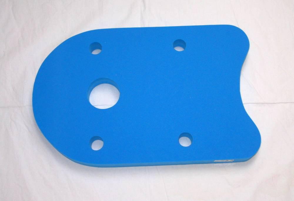 Plovák DENA 48x30 - modrý