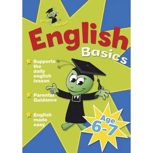 Leap Ahead: English Basics 6-7 - cvičebnice angličtiny pro děti
