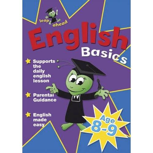 Leap Ahead: English Basics 8-9