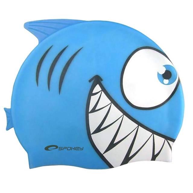 PLAVECKÁ ČEPICE - Žralok modrý Spokey