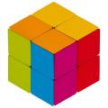 Dřevěné puzzle-mozaika Diamant GOKI