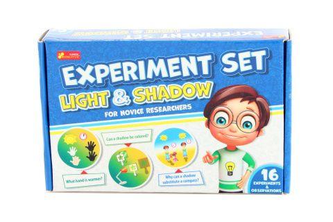 Experimenty pro školáky - se světlem a stínem