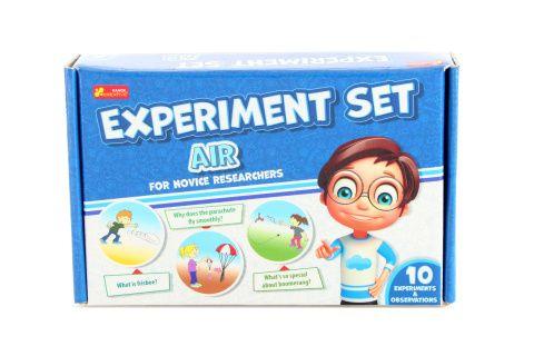 Experimenty pro školáky - se vzduchem