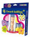 Francouzské pletení - dutinkovač sada