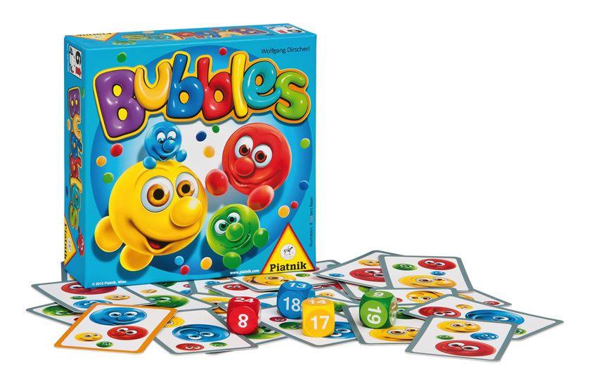 Hra na postřeh - BUBLINY (Bubbles)