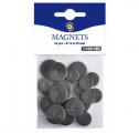 Magnety kulaté - sada 24 ks