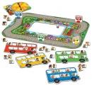 Orchard Toys - hra AUTOBUSOVÁ ZASTÁVKA (Bus Stop - Nastupovat, vystupovat))