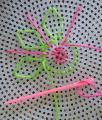Vyšívací jehla tupá pro děti - 4 ks (mix barev)