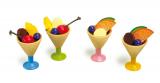 Zmrzlinový pohár - sada 4 ks