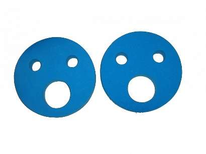 Nadlehčovací kroužky - modré DENA