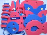 Plavecké pomůcky - tip na kombinace značka Dena - barva červená a modrá