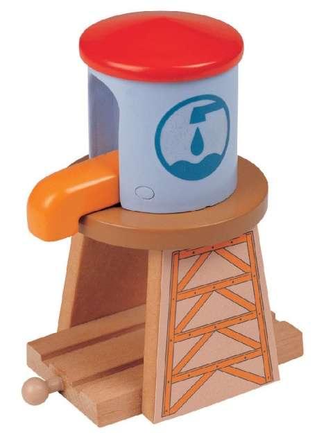 MAXIM Vodní věž - dřevěné vláčky, vláčkodráhy