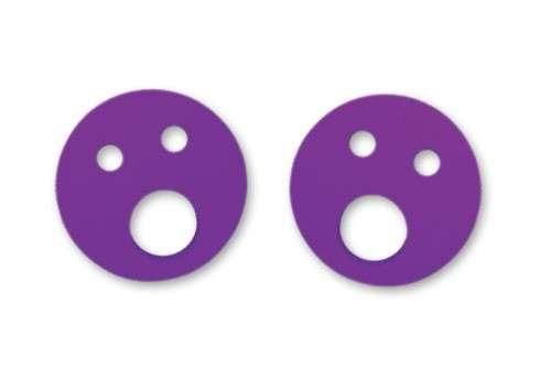 Nadlehčovací kroužky - fialové Aronet