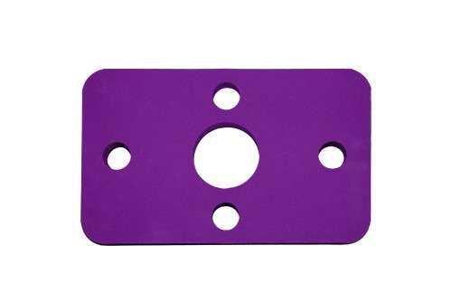 Plavecká deska KLASIK - fialová Aronet