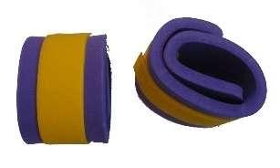 Nadlehčovací rukávky - fialové DENA