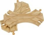 Výhybka - spojka ovál (2 ks)