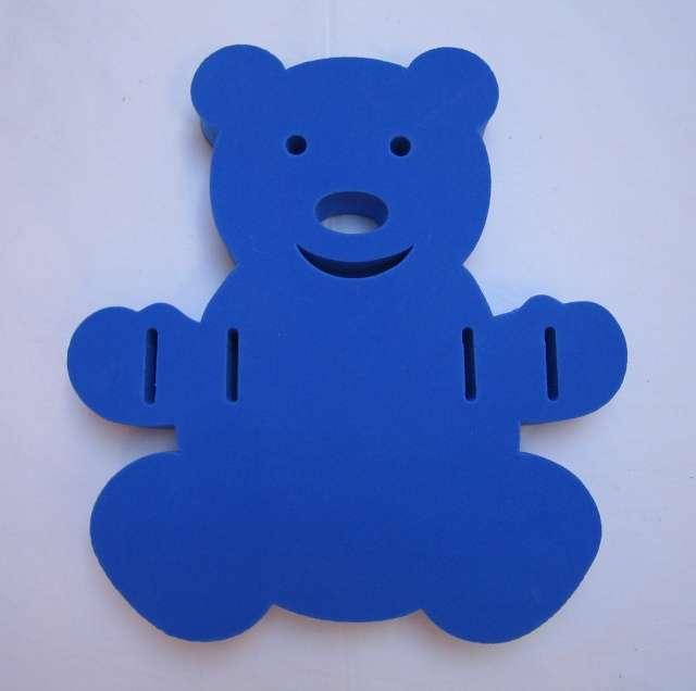 Plavecká deska BABY MEDVIDEK - modrý DENA