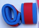 Nadlehčovací rukávky - modré s červeným