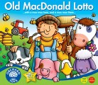 Farmářské loto (Old MacDonald Lotto) ORCHARD TOYS