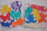 Hračky do vody - zvířátka (sada 6 ks) DENA