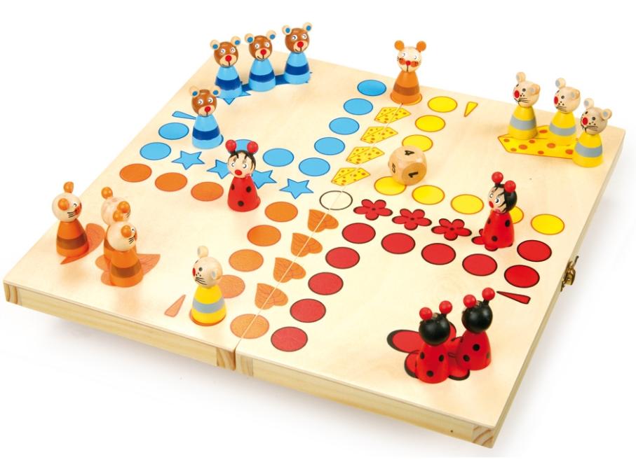Hry pro děti - Zvířátka Legler