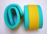 Nadlehčovací rukávky - zelené se žlutým