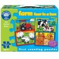 puzzle - FARMA 4 v 1