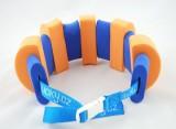 PLAVECKÝ PÁS (11 dílků) - oranžovo-modrý