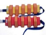 PLAVECKÝ PÁS PRUH - červená-žlutá 11 dílků
