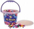 Korálky XL - 950 ks základní barvy (zažehlování, mozaika)