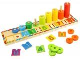 Didaktická hračka - učíme se počítat