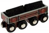 Vagón s 2 ks uhlí velký