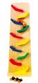 Dřevěná kaskáda - vláček