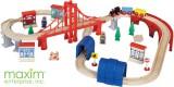 Vláčkodráha Město s visutým mostem, 60 dílů