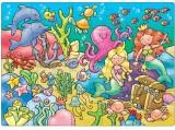 Orchard Toys, puzzle KDO SE SKRÝVÁ V MOŘI ? 20 dílků