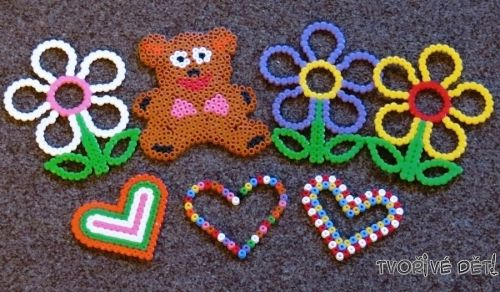 Zažehlovací korálky A-toys