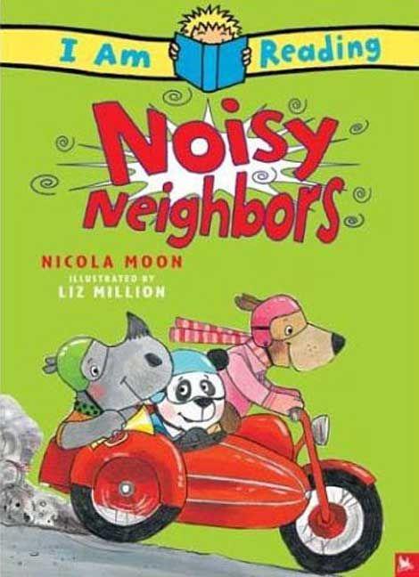 Angličtina pro děti - první čtení - NOISY NEIGHBOURS