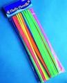 Chlupaté drátky 50 ks - pastelové barvy neon