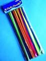 Chlupaté drátky 50 ks - základní barvy