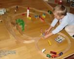 Dřevěné vláčky - inspirace stavíme dřevěné vláčky