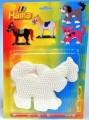 Sada podložek pro zažehlovací korálky - koník, pes, kočička