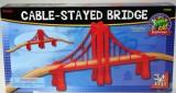Most San Francisco - Maxim dřevěné vláčkodráhy