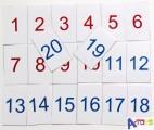 Číslice 1-20